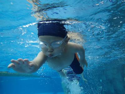 3 Yaş Yüzme Eğitimleri